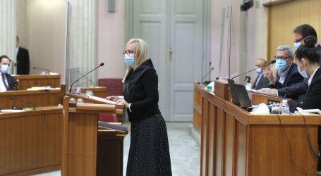 """Pirnat Dragičević: """"Zalažemo se za osnivanje specijaliziranih obiteljskih sudova"""""""