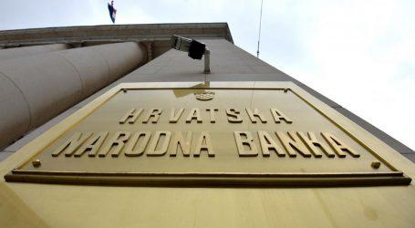 """HNB: """"Ne bude li karantene, ove godine pad BDP-a 8 posto, sljedeće rast 5,2"""""""