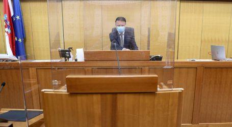 Sabor izglasao niz izvješća i otišao na stanku do 4. studenog