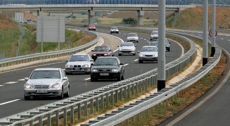 Ponegdje magla, prometna nesreća na autocesti Zagreb-Split