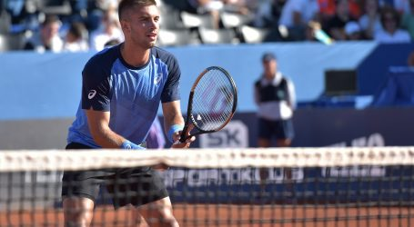 ATP Sankt Peterburg: Ćorić protiv Raonića u polufunalu