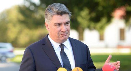 """Milanović: """"Plenković je aludirao da sam ovisnik o kokainu, to može samo low-life. Ja za kokain nemam novaca"""""""