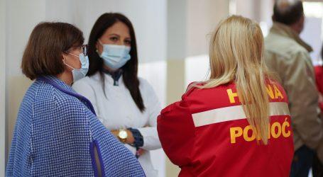U BiH opet rekordni broj novozaraženih, potvrđen 1251 slučaj