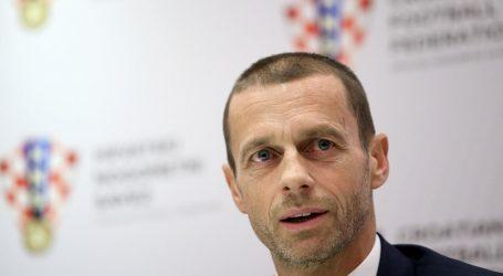 Čeferin: Moguće smanjenje broja zemalja domaćina EURA