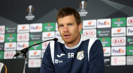 """Rožman: """"Veliki privilegij je za nas igrati Europsku ligu"""""""