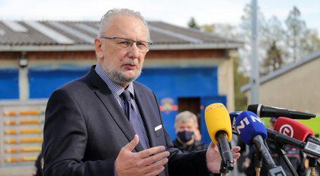 Nacionalni stožer donio pet odluka za pet županija