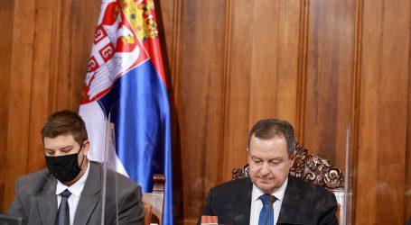 Dačić na čelu Skupštine Srbije, Brnabić privremeno šefica diplomacije