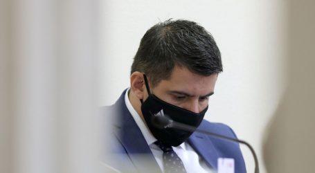 Javio se Grmoja, kaže da je odlučio tražiti skidanje imuniteta