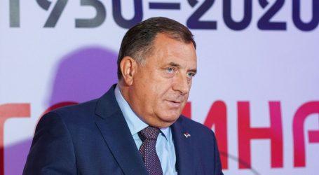 """Dodik: """"Nemamo nijedan razlog da ne podržimo zahtjev Hrvata za jednakopravnošću u BiH"""""""