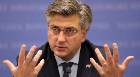Premijer Plenković testirao se na koronavirus, nalaz je negativan