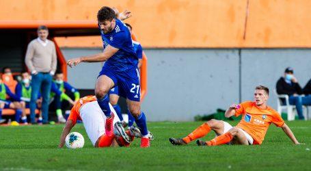 Dinamo u drugom poluvremenu slomio otpor Šibenika