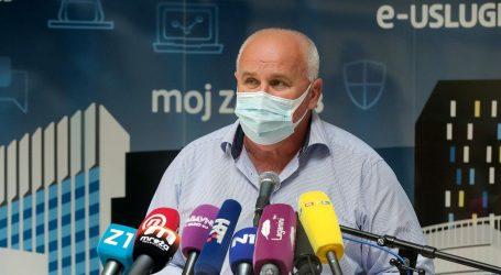 U Zagrebu 211 novozaraženih, u karanteni na Tomislavcu 30 stranih studenata