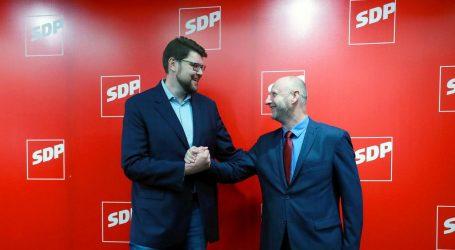 SDP bira predsjednika između Grbina i Kolar