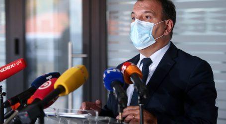 Ministar Beroš stao u obranu osobe koja je upozorila na tešku situaciju u KB Dubrava