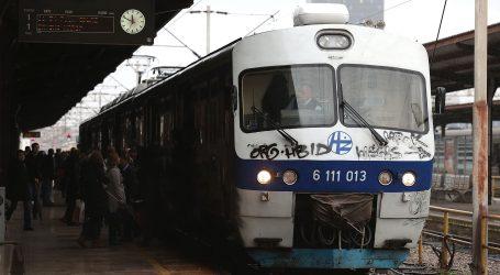 Zapalio se putnički vlak HŽ-a na relaciji Osijek – Virovitica