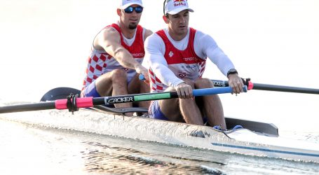 Braća Sinković osvojila drugo mjesto, ovaj put nisu uspjeli obraniti zlato