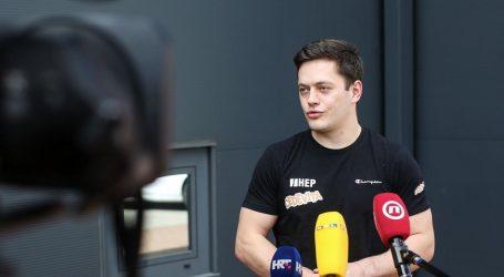 Tin Srbić nakon godinu dana ponovno na natjecanju