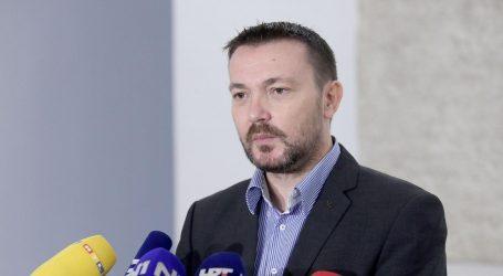 Bauk i Bošnjaković prisegnuli kao novi članovi DSV-a iz reda saborskih zastupnika