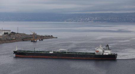 "Brod ""LNG Croatia"" stigao u luku Rijeka"
