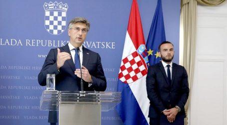 """Plenković: """"Uvodimo stupnjevanje potpore sukladno padu prometa"""""""