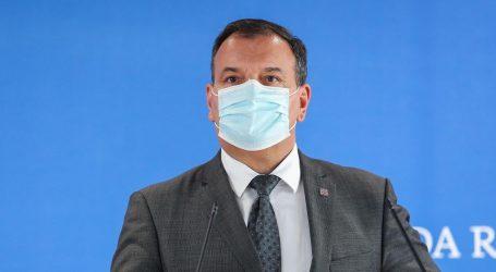 Zbog prijetnji ministru zdravstva Berošu uhićen 26-godišnjak
