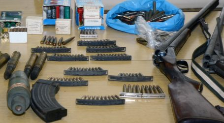 Policija pozvala građane da vrate oružje bez sankcija