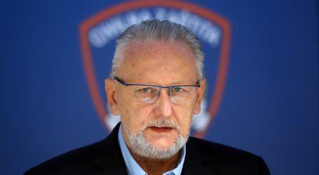 """Božinović: """"Državne institucije treba zaštititi, na Markov trg ćemo uvesti ograničenja"""""""