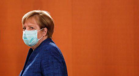 Angela Merkel apelirala na Europljane da se drže mjera protiv pandemije