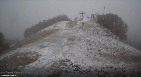 Nevrijeme na sjevernom Jadranu, poplave u Istri, snijeg na Platku