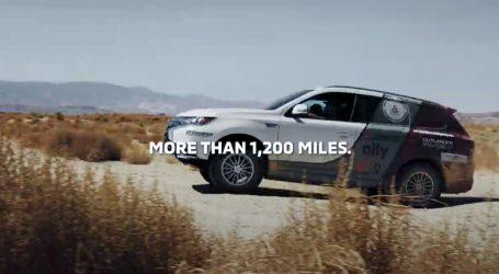 Mitsubishijeve vozačice treće u novom izdanju Rebelle Rallya