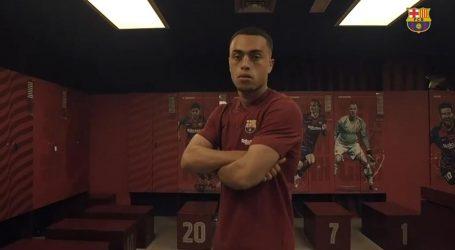 Sergino Dest prešao iz Ajaxa u Barcelonu za 21 milijun eura