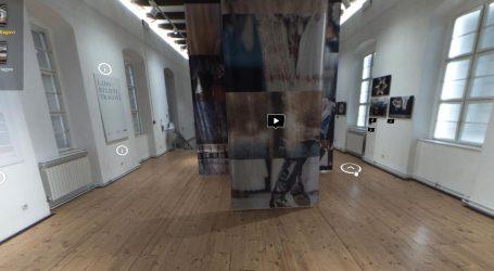 Virtualna šetnja kroz izložbu 'LADO-RELJEFI-TRAGOVI'