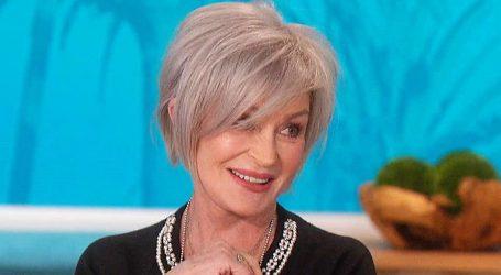 Sharon Osbourne promijenila boju kose u sjajno crvenkastu nijansu