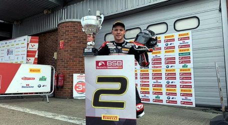 Honda osvojila četvrto mjesto u Britanskom superbikeu, veliki uspjeh Toma Neavea na Superstocku