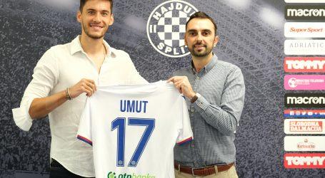 Hajduk predstavio turskog napadača Umuta Nayira