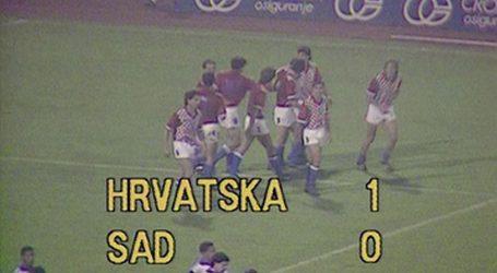 Dokumentarac o prvoj utakmici 'Vatrenih' – 17. listopada 1990.