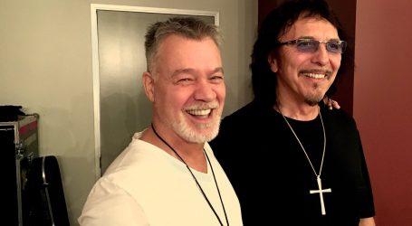 Brojne rock zvijezde izražavaju sućut povodom smrti Eddia Van Halena