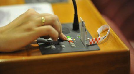 Sabor nastavlja sjednicu, glasanje u petak pa dvotjedna stanka
