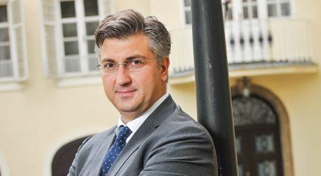 "Plenković: ""Milanović šteti sebi, ne Hrvatskoj"""