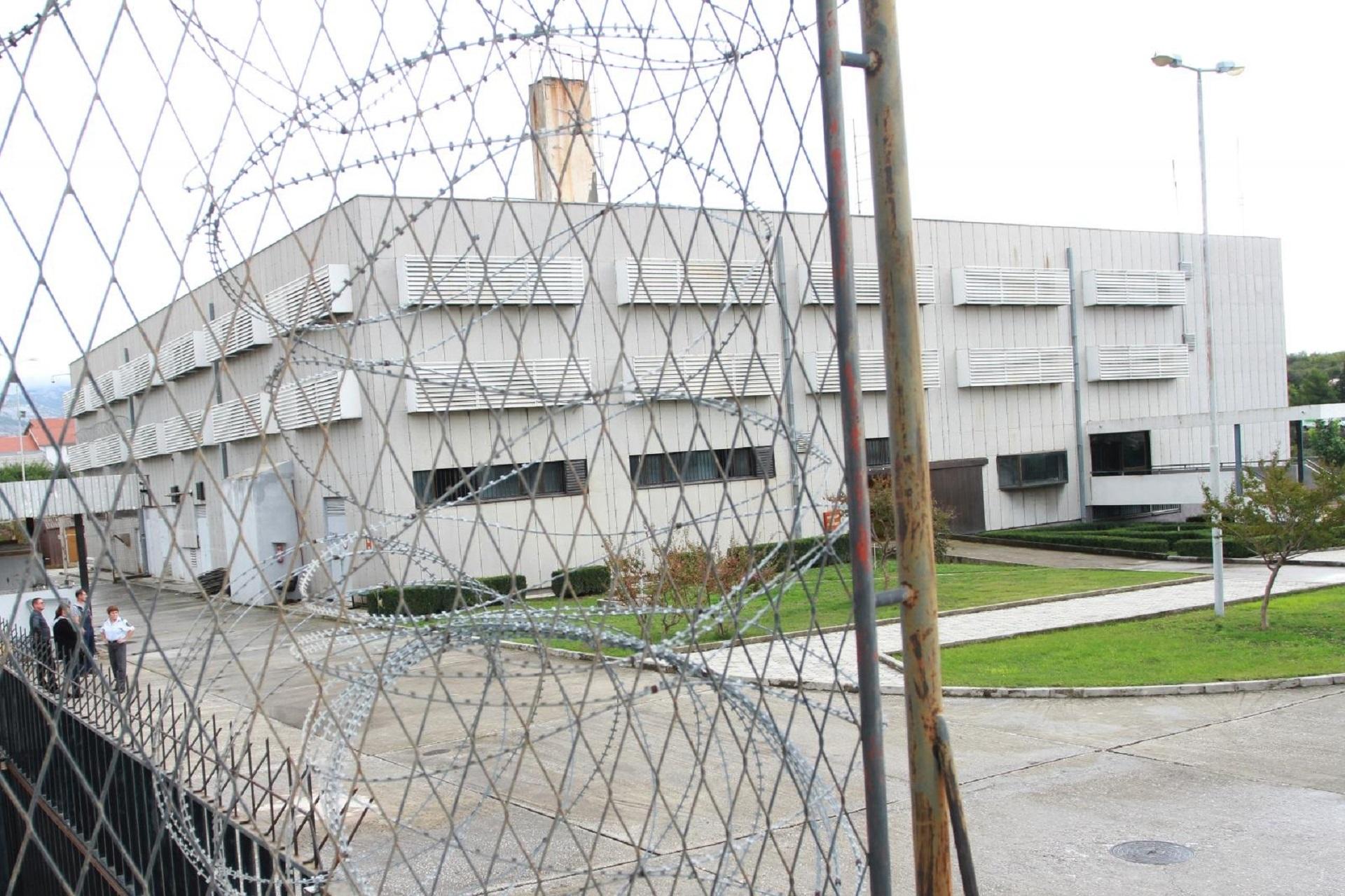 U splitskom zatvoru Bilice zaražena dva zatvorenika i četiri službenika