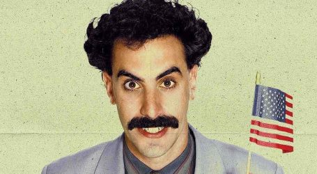 Trumpov odvjetnik i bivši gradonačelnik New Yorka uhvaćen s 'rukama u hlačama' u novom Boratovom filmu