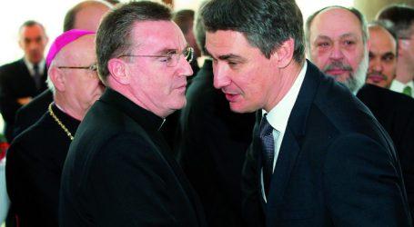 POLITIKA NEZAMJERANJA: Milanovićevo crkveno podmazanje