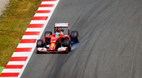 Utrka Formule u Imoli bez gledatelja