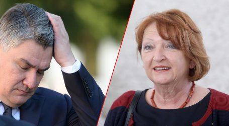 Zašto Milanović smatra da je Zlata Hrvoj Šipek sama priznala da je DORH pogriješio u postupanju u aferi JANAF