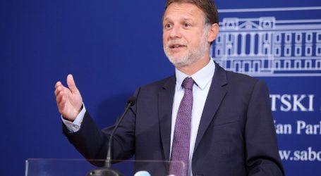 """Jandroković: """"Ništa što je došlo od predsjednika Republike neće pripomoći smirivanju tenzija"""""""