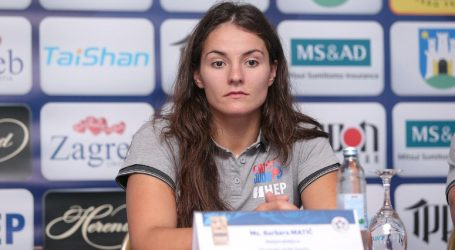 Judo: Barbara Matić osvojila Grand Slam u Budimpešti