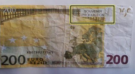 Varaždinskom županijom kruže lažne novčanice eura