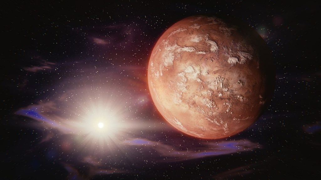 U OVOM POLOŽAJU NAJBLIŽI JE ZEMLJI! Do kraja oktobra posljednja prilika da se vidi 'velika opozicija Marsa'