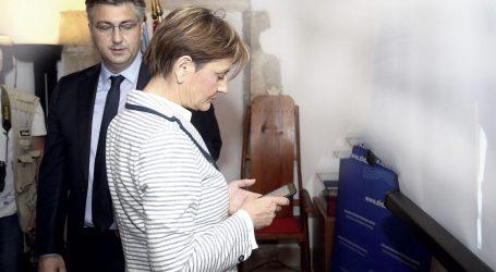 KONZULTANTICA: Martina Dalić opet radi za Plenkovićevu Vladu, ali preko Svjetske banke