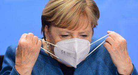 """Merkel: """"Bit će teška zima, kontakte moramo smanjiti 75 posto"""""""